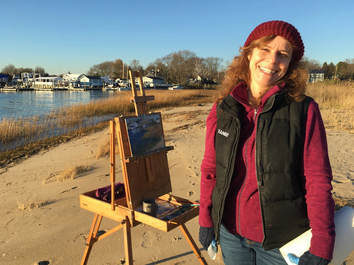 Linda S. Marino, Fine Artist and Instructor