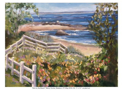 2019-calendar-Connecticut-Paintings-Linda-Marino-March