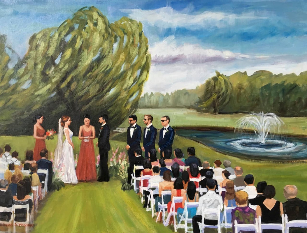 Live-Painting-Event-Wedding-by-Linda-S-Marino